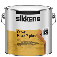 Sikkens Cetol Filter 7 Plus Dickschichtlasur (Long-Life-Lasur)
