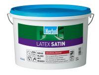 Herbol latex Satin Seidenglänzende Latexfarbe mit hoher Strapazierfähigkeit