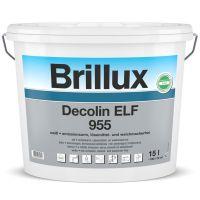 Brillux Decolin ELF 955 Wand und Deckenfarbe