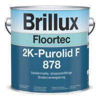 Brillux Floortec 2K Purolid F 878 Zweikomponentige Versiegelung auf PU Basis