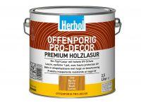 Herbol Offenporig Pro Decor ZQ Premium Ein Topf Holzlasur
