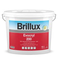 Brillux Evocryl Fassadenfarbe 200