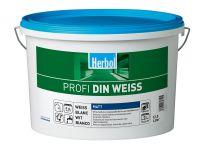 Herbol Profi DIN Weiss Innenwandfarbe
