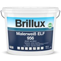 Brillux Malerweiß ELF 956 Decken und Wandfarbe
