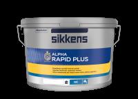 Sikkens Alpha Rapid Plus Hochwertige stumpfmatte Wandfarbe