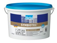 Herbol Symbiotec hydrophile Nanoschutz Fassadenfarbe